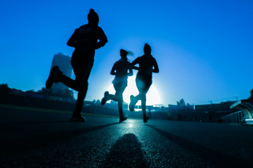 3# anledningar att börja löpa