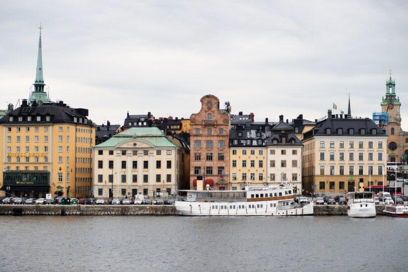 Dela lägenhet i Stockholm